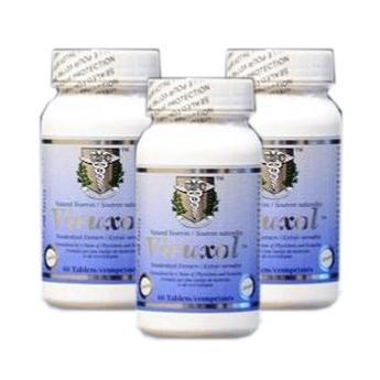 3瓶美国排毒保肝素Viruxol