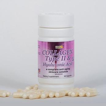 3瓶装口服II型胶原蛋白+玻尿酸(90天用量)