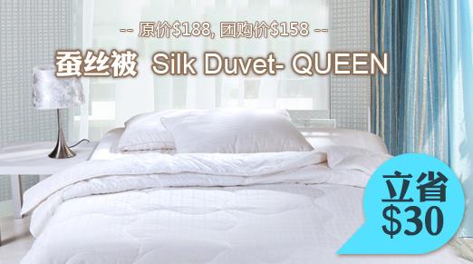 蚕丝被 Silk Duvet- QUEEN【220x230cm】
